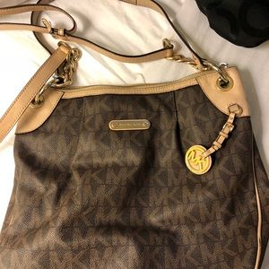 Authentic Leather Michael Kors Purse
